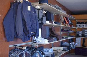 La sellerie : Blousons et pantalons d'équitation